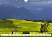 Das Blaue Land - Himmel, Seen und Berge im bayerischen Voralpenland (Wandkalender 2019 DIN A4 quer) - Produktdetailbild 9