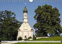 Das Blaue Land - Himmel, Seen und Berge im bayerischen Voralpenland (Wandkalender 2019 DIN A4 quer) - Produktdetailbild 10