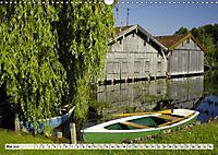 Das Blaue Land - Himmel, Seen und Berge im bayerischen Voralpenland (Wandkalender 2019 DIN A3 quer) - Produktdetailbild 5