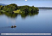Das Blaue Land - Himmel, Seen und Berge im bayerischen Voralpenland (Wandkalender 2019 DIN A3 quer) - Produktdetailbild 1