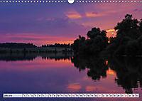 Das Blaue Land - Himmel, Seen und Berge im bayerischen Voralpenland (Wandkalender 2019 DIN A3 quer) - Produktdetailbild 7