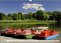 Das Blaue Land - Himmel, Seen und Berge im bayerischen Voralpenland (Wandkalender 2019 DIN A3 quer) - Produktdetailbild 8