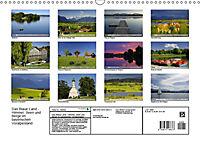 Das Blaue Land - Himmel, Seen und Berge im bayerischen Voralpenland (Wandkalender 2019 DIN A3 quer) - Produktdetailbild 13