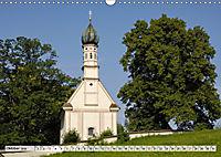 Das Blaue Land - Himmel, Seen und Berge im bayerischen Voralpenland (Wandkalender 2019 DIN A3 quer) - Produktdetailbild 10