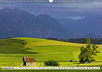 Das Blaue Land - Himmel, Seen und Berge im bayerischen Voralpenland (Wandkalender 2019 DIN A3 quer) - Produktdetailbild 9