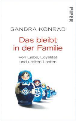 Das bleibt in der Familie, Sandra Konrad