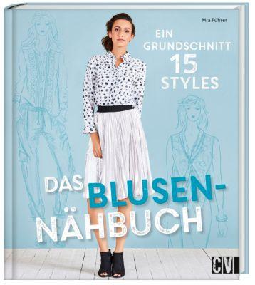 Das Blusen-Nähbuch, Mia Führer