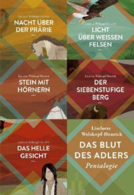 Das Blut des Adlers, 5 Bde., Liselotte Welskopf-Henrich