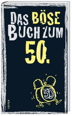 Das böse Buch zum 50., Linus Höke, Peter Gitzinger, Roger Schmelzer