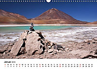 Das bolivianische Hochland (Wandkalender 2019 DIN A3 quer) - Produktdetailbild 1