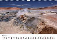 Das bolivianische Hochland (Wandkalender 2019 DIN A3 quer) - Produktdetailbild 5