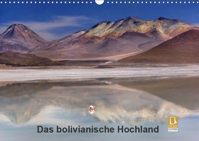 Das bolivianische Hochland (Wandkalender 2019 DIN A3 quer), Anne Berger