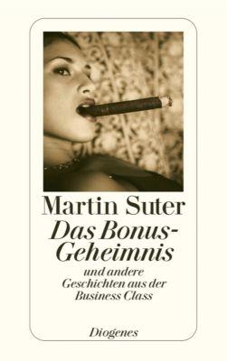 Das Bonus-Geheimnis, Martin Suter