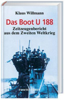 Das Boot U 188, Klaus Willmann