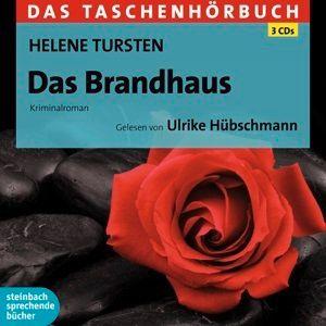 Das Brandhaus, 3 Audio-CDs, Helene Tursten
