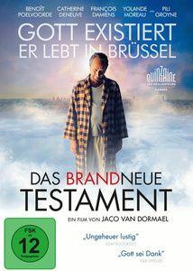 Das brandneue Testament, Benoît Poelvoorde, Yolande Moreau