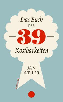 Das Buch der 39 Kostbarkeiten, Jan Weiler