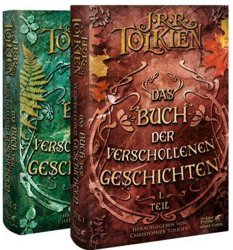 Das Buch der verschollenen Geschichten, 2 Bde., J.R.R. Tolkien