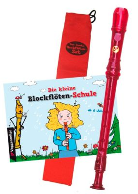 Das bunte Blockflöten-Set -, Martina Holtz