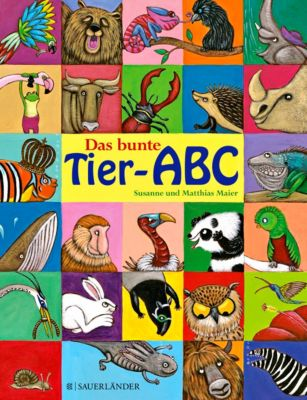 Das bunte Tier-ABC - Matthias Maier pdf epub