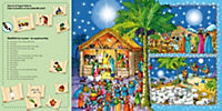 Das bunte Weihnachts-Wimmel-Buch - Produktdetailbild 5