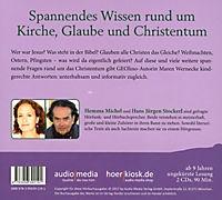Das Christentum - was ist das?, 2 Audio-CDs - Produktdetailbild 1