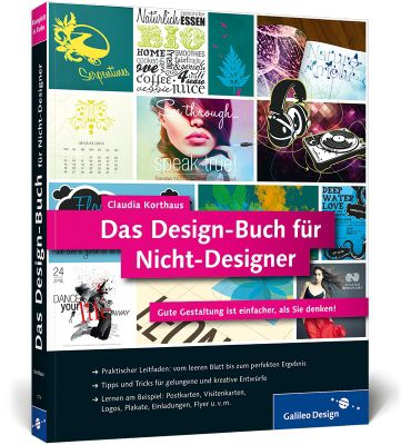 Das design buch f r nicht designer buch portofrei bei for Buch design