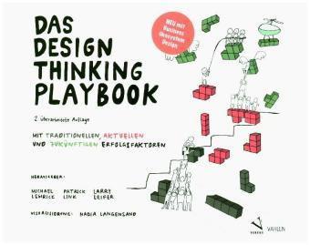 Das Design Thinking Playbook, Michael Lewrick, Patrick Link, Larry Leifer