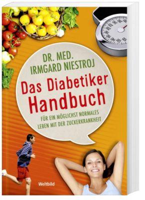 Das Diabetiker Handbuch, DR.MED.IRMGARD NIESTROJ