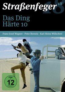 Das Ding / Härte 10, Bernd Schwamm, Franz Joseph Wagner, Herman Weigel, Peter Berneis, Karl Heinz Willschrei