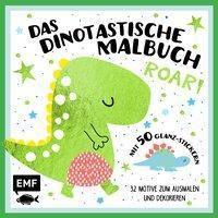 Das dinotastische Malbuch