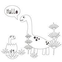 Das dinotastische Malbuch - Produktdetailbild 1