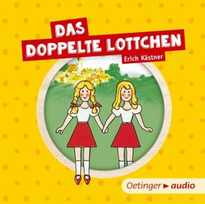 Das doppelte Lottchen, 1 Audio-CD, Erich Kästner