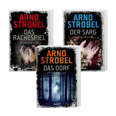 Das Dorf / Das Rachespiel / Der Sarg, Arno Strobel