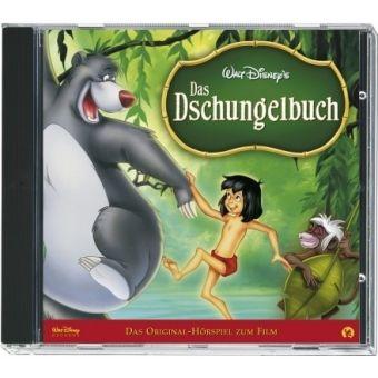 Das Dschungelbuch, 1 Audio-CD, Walt Disney
