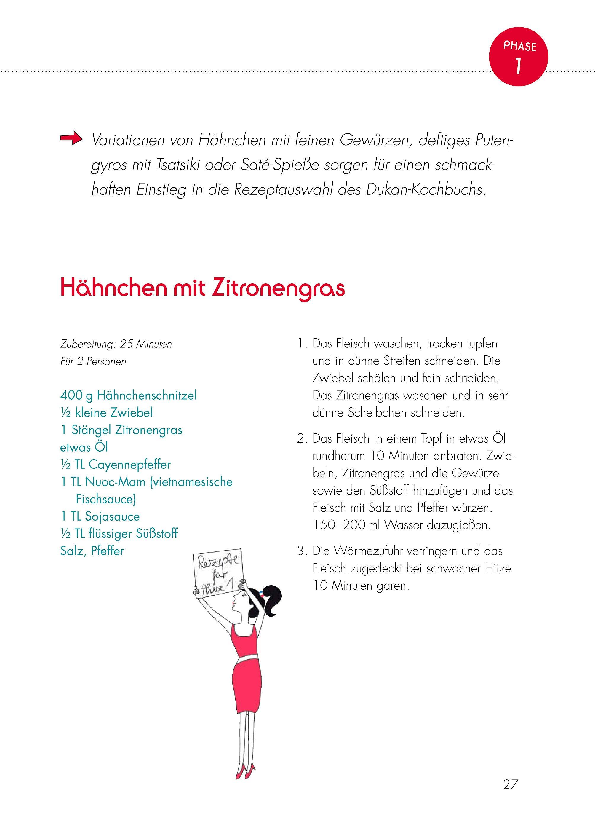 Das Dukan Diat Kochbuch Buch Bei Weltbild De Online Bestellen
