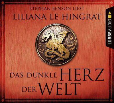 Das dunkle Herz der Welt, 8 Audio-CDs, Liliana Le Hingrat