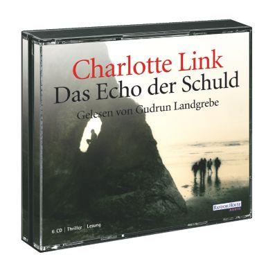 Das Echo der Schuld, Hörbuch - Charlotte Link |