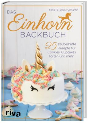 Das Einhorn-Backbuch, Miss Blueberrymuffin