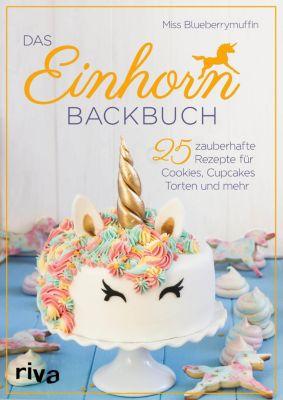 Das Einhorn-Backbuch, Miss Blueberrymuffin