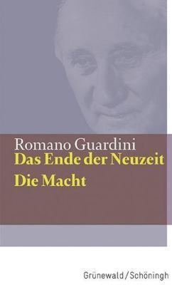 Das Ende der Neuzeit / Die Macht - Romano Guardini pdf epub