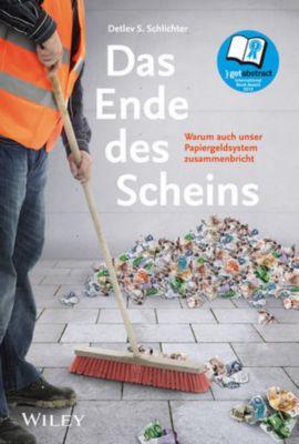 Das Ende des Scheins, Detlev S. Schlichter