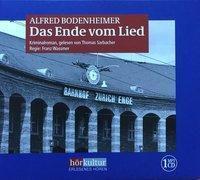 Das Ende vom Lied, 1 MP3-CD, Alfred Bodenheimer