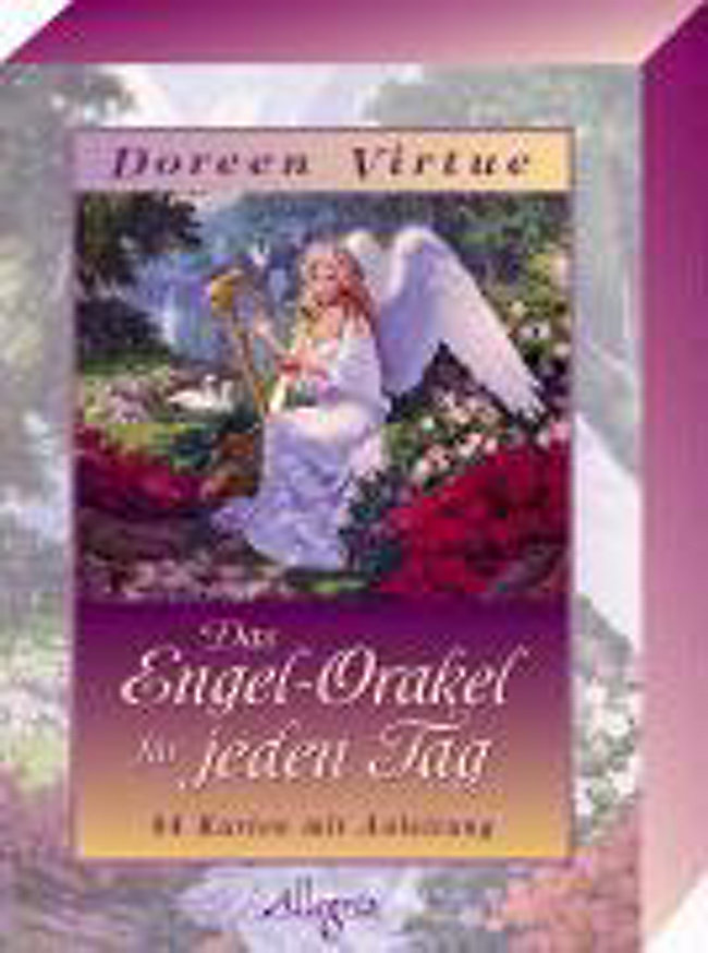 tages engelkarte ziehen