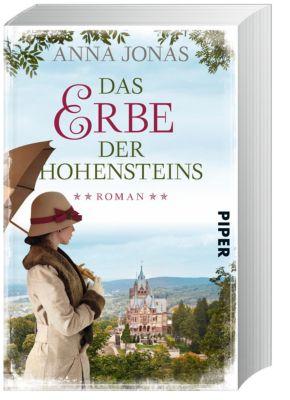 Das Erbe der Hohensteins, Anna Jonas