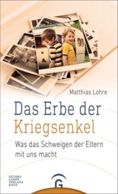 Das Erbe der Kriegsenkel, Matthias Lohre