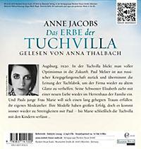Das Erbe der Tuchvilla, 1 MP3-CD - Produktdetailbild 1