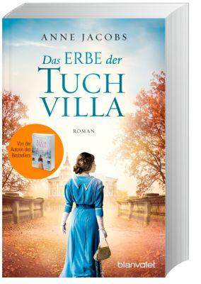 Das Erbe der Tuchvilla, Anne Jacobs