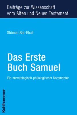 Das Erste Buch Samuel, Shimon Bar-Efrat
