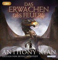Das Erwachen des Feuers, 3 MP3-CDs, Anthony Ryan